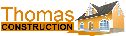 Logo Thomas construction