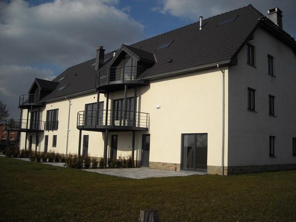 Maison à acheter à Malmedy: vue balcon