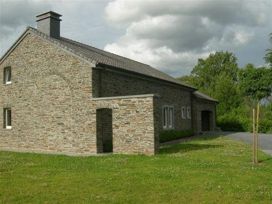 Construction de maison à Malmedy
