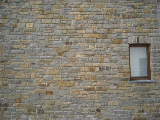 Entreprise de construction de maison à Stavelot: vieilles briques
