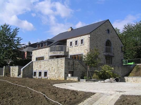 Entreprise de construction de maison à Waimes: nouvelle construction