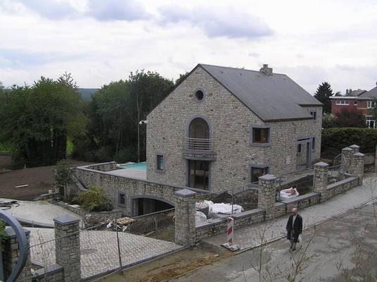 Entreprise de construction de maison à Waimes