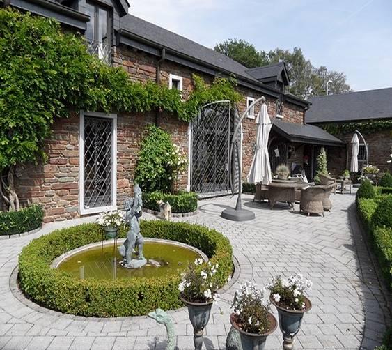 Maison à acheter à Stavelot: terrasse