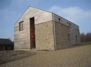 Entreprise de construction de maison à Stavelot: briques et bois